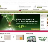 Yves Rocher Galeria Dominikańska – Drogerie & perfumerie w Polsce, Wrocław