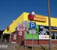 Biedronka: supermarkety i gazetki